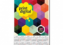 Calendar perete