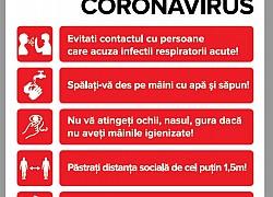 Afis COVID